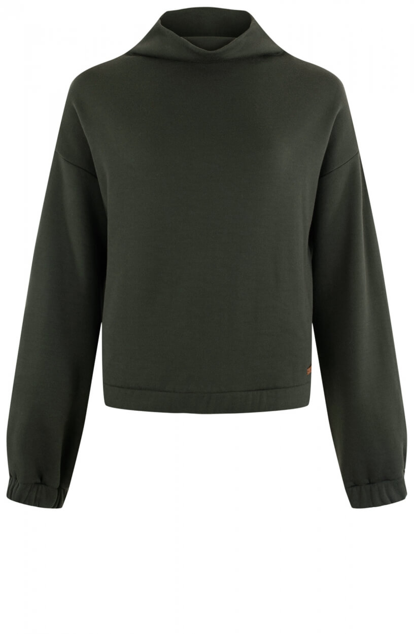 Moscow Dames Sweater Taylor Groen