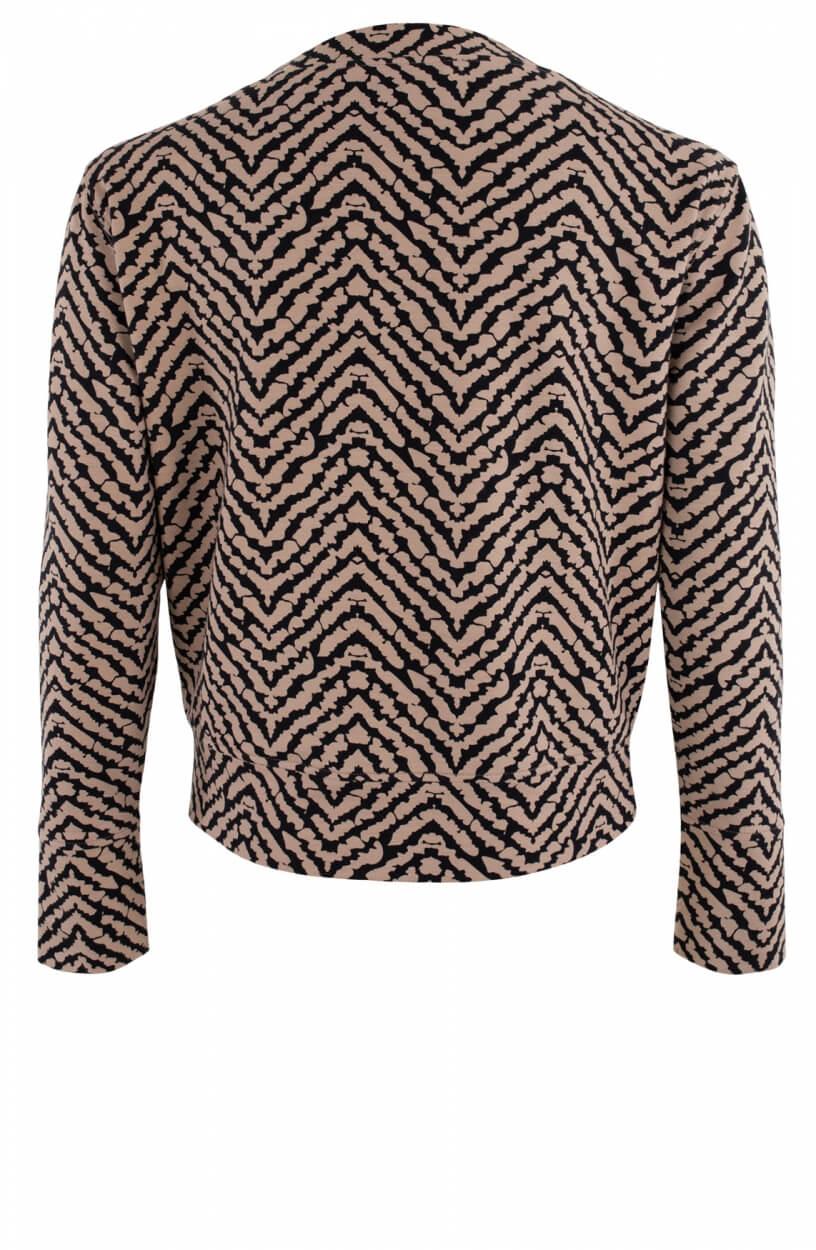 Moscow Dames Sweater Tiara Bruin