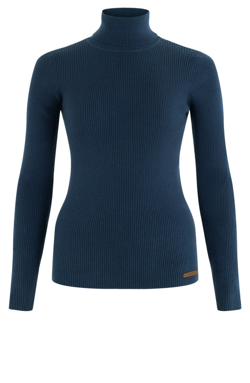Moscow Dames Pullover Clarice Blauw